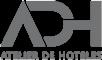Logotipo Gris Atelier de hoteles